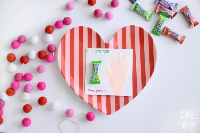 valentine, kids, printable, candy, february, love