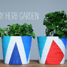 herbs, kids, projects, garden, diy