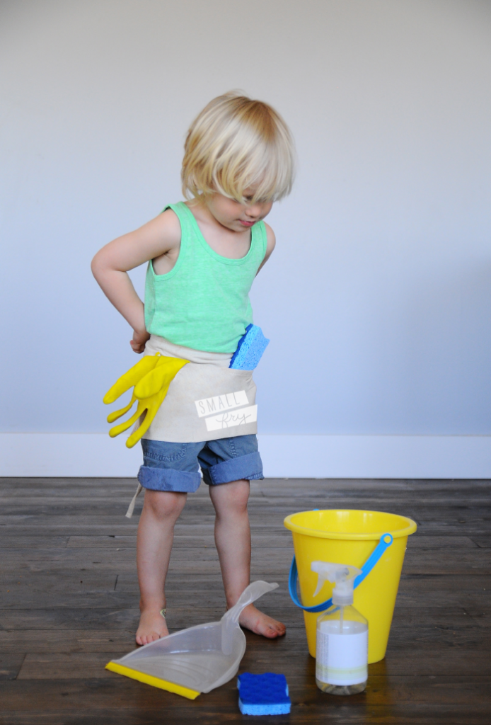 Spring Cleaning With Kids Small Fry