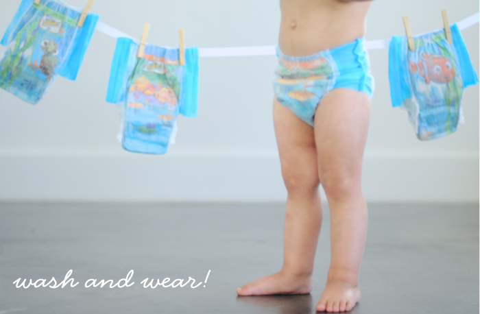 swim diapers | wash and wear!
