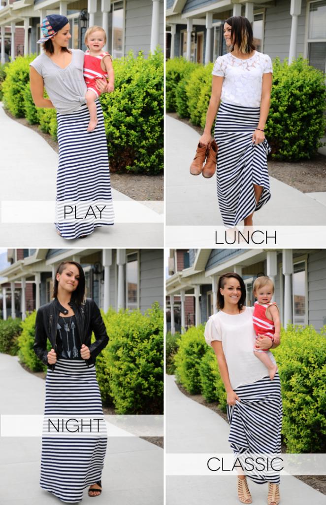 leanne barlow | maxi skirt