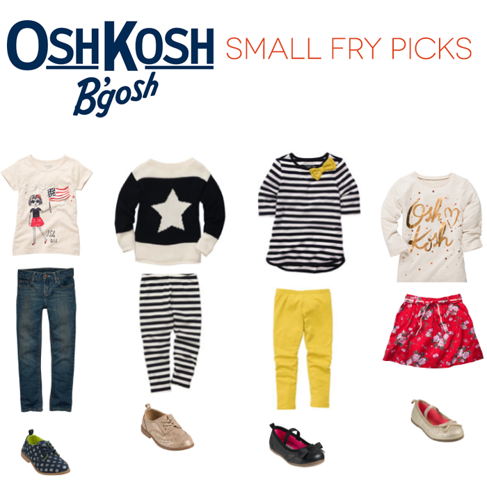 osh kosh | look for your girl