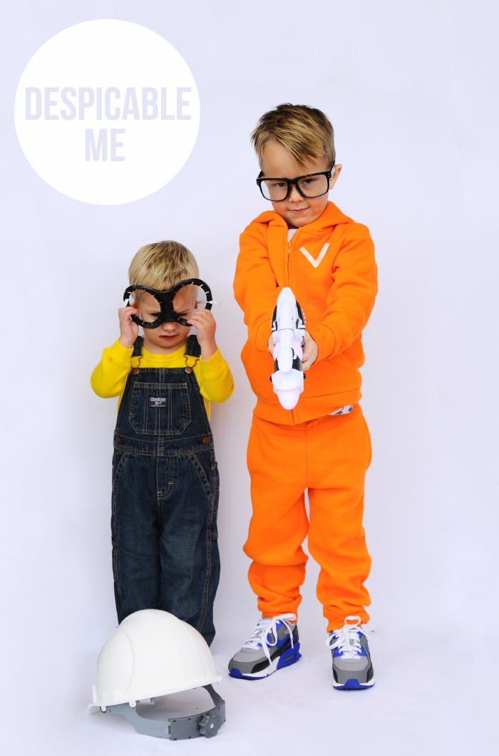 Despicable Me Costumes. Showing 40 of 85 results that match your query. Search Product Result. Product - Despicable Me Boys' Minion Family Cosplay Union Suit, Yellow, Size: 4. Product - Morris Costumes Minion Child Minions from the movie Despicable Halloween Costume Large, Style RULG. Product Image. Price $