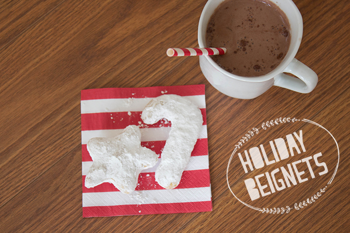 holiday beignets