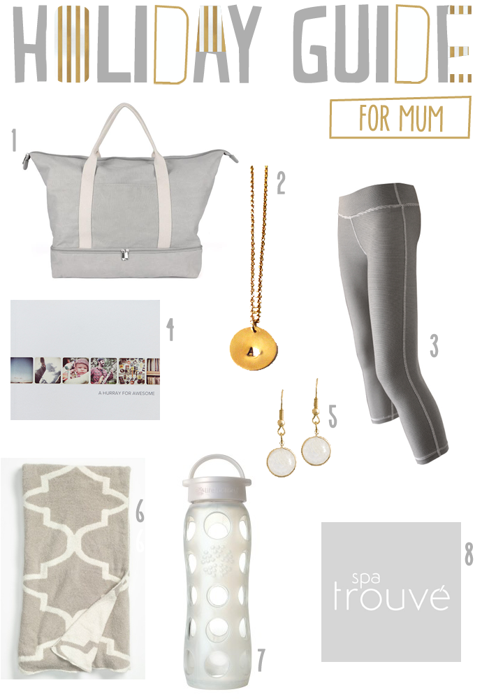 holiday gift guide for mum