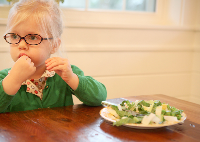Kids + Veggies