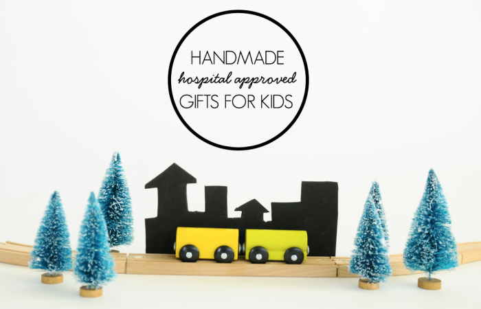 handmade holiday gifts that are hospital approved