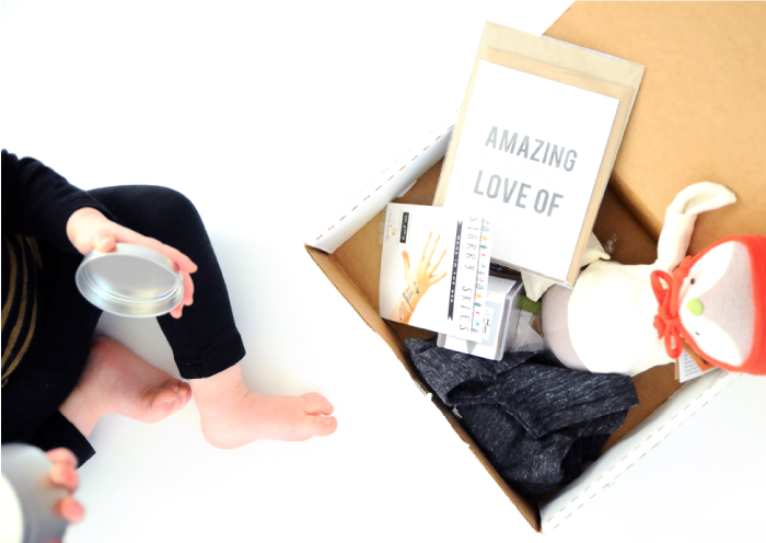 A Little Bundle curated delivery service