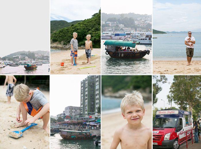 Tiny Tour : Hong Kong