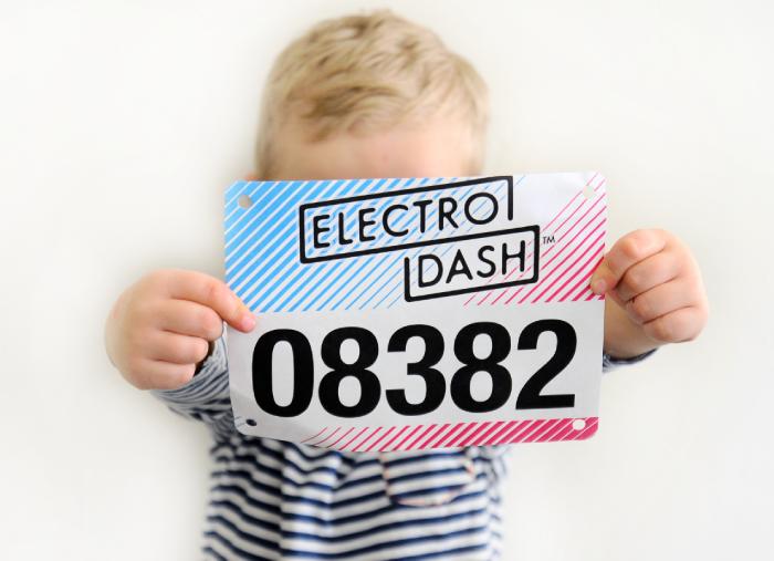 Electro Dash 5k Utah