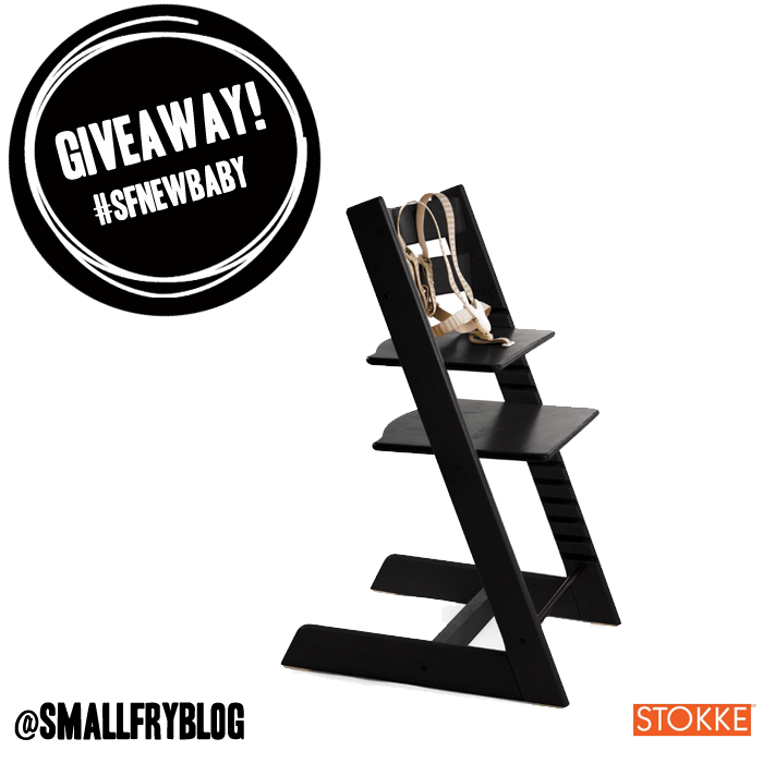 Stokke + Small Fry Giveaway