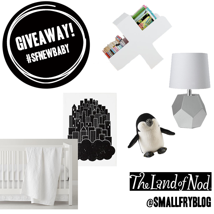 Land of Nod + Small Fry Giveaway
