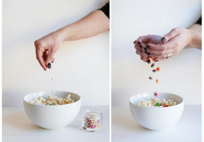 St. Patrick's Day Lucky Popcorn