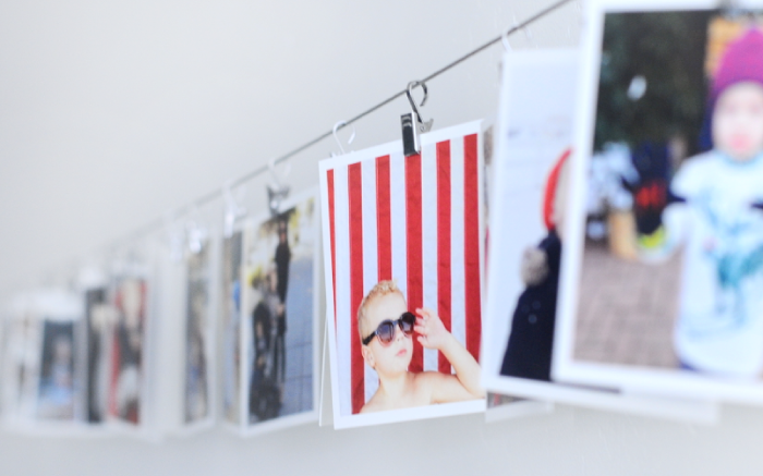 Instagram Picture Display Ikea Hack