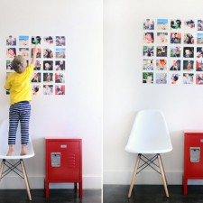 Instagram Photo Wall
