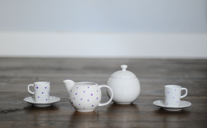 DIY Ikea Tea Set