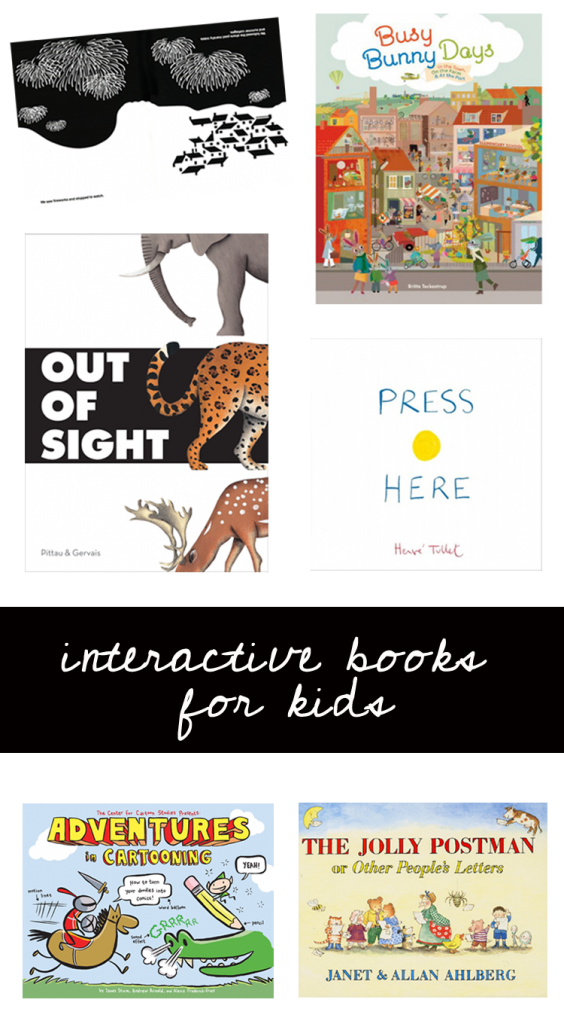 Small Fry Interactive Books
