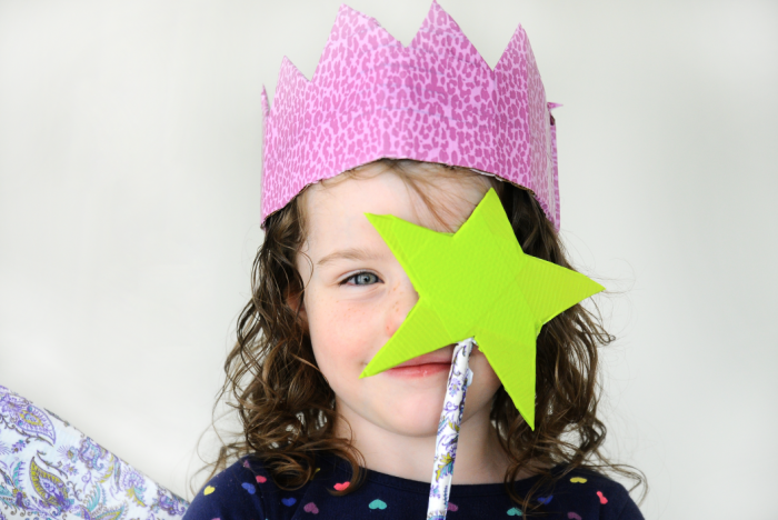 Duct Tape Fairy Princess Kit