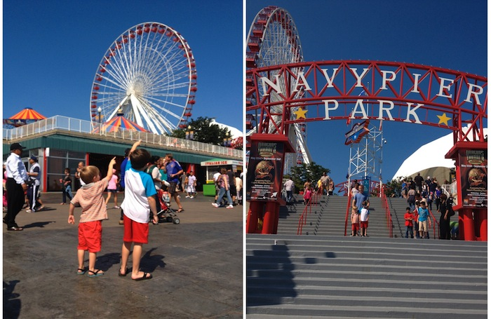 Navy Pier | Chicago Tiny Tour