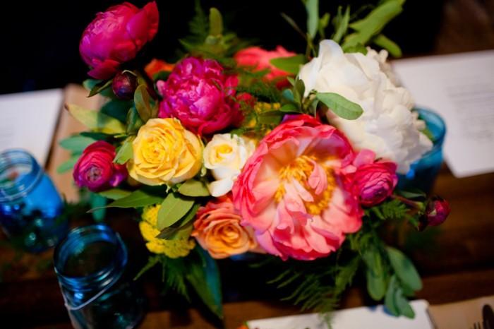 Merit and Vine Flowers