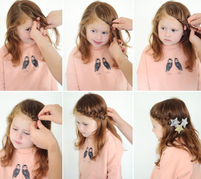 Bang Braid How-To