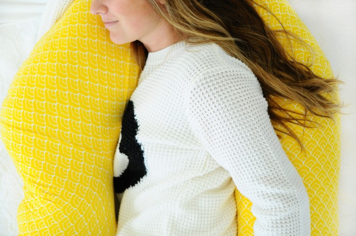 Bump Nest Pregnancy Pillow