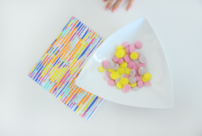 All Natural Frozen Yogurt Dots