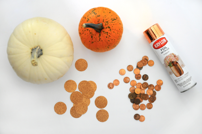 Copper Pumpkins 3 Ways