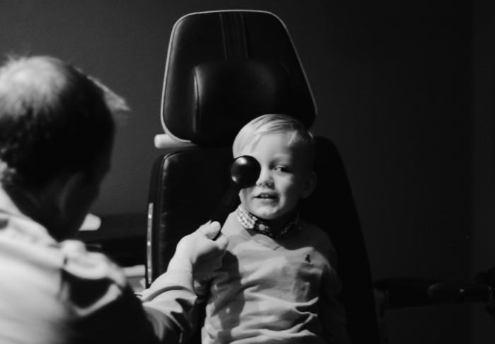Lenscrafters Eye Exam
