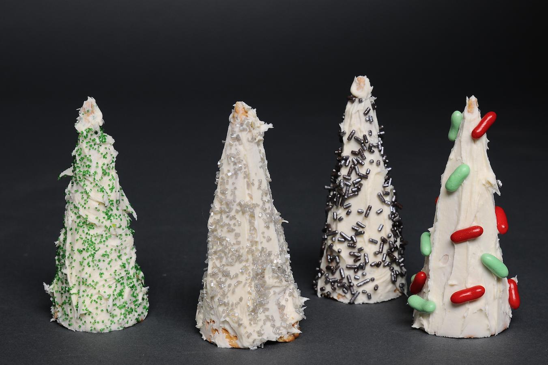 Christmas Tree Cones Small Fry