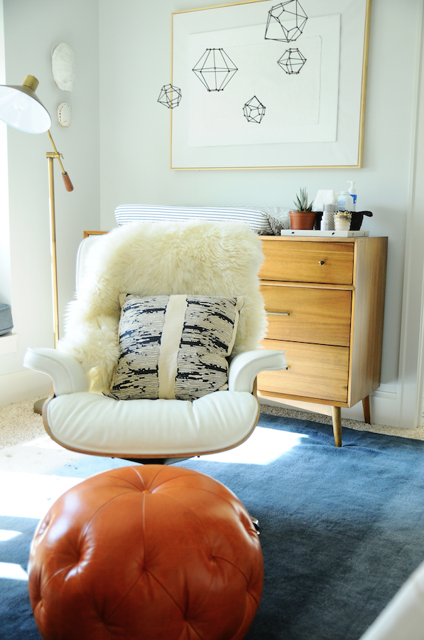 Eclectic Nursery Tips from Harris Interior Design