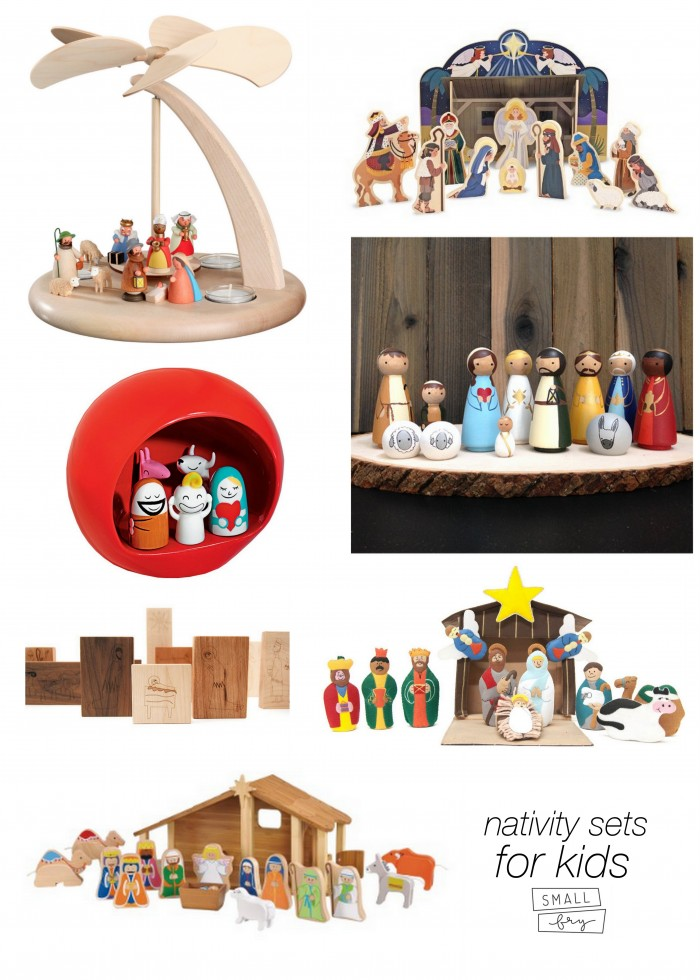 kid friendly nativity