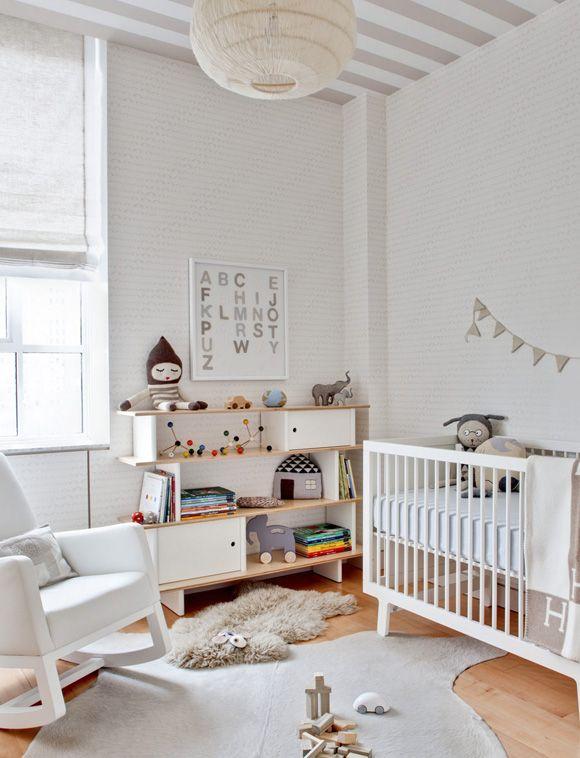 15 Minimal Nurseries