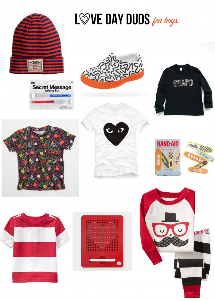 valentines clothes for boys