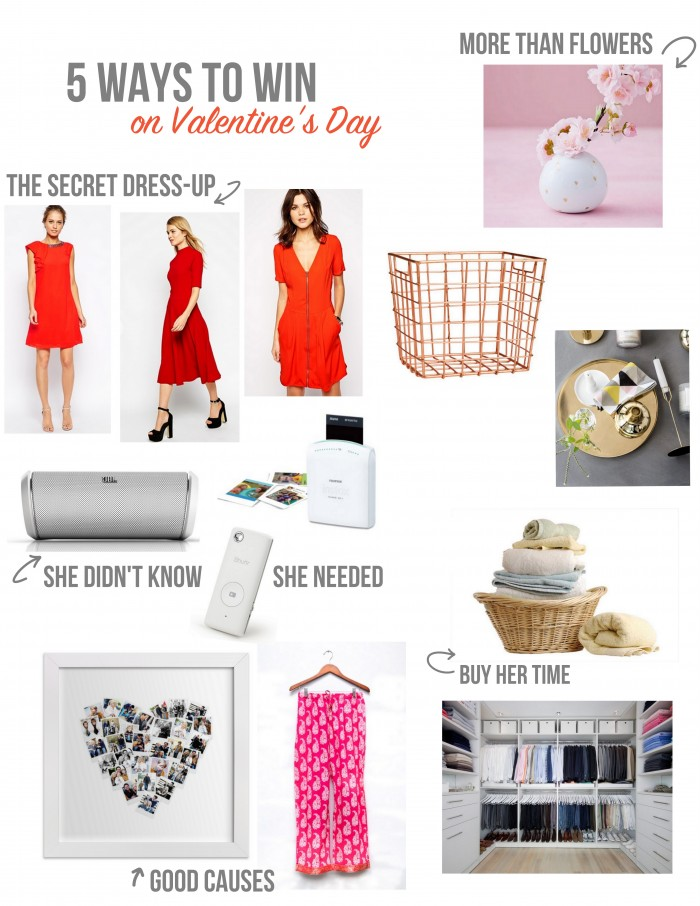 5 Ways to Win on Valentine's Day