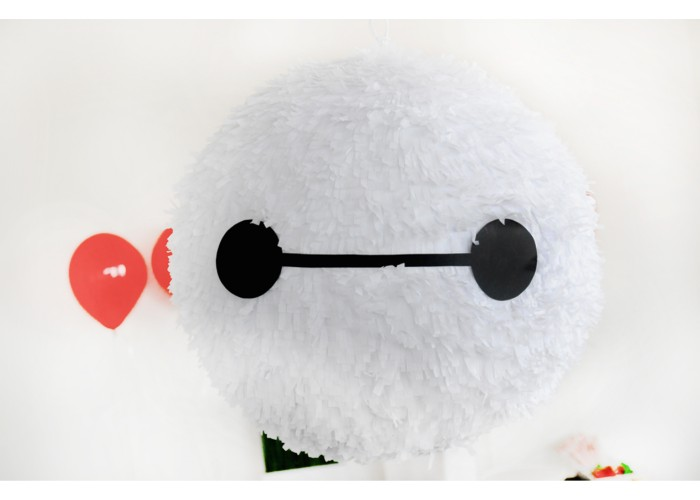 Big Hero 6 Party: Baymax Pinata