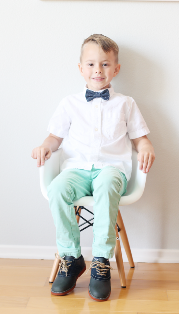 Easter Best with Florsheim