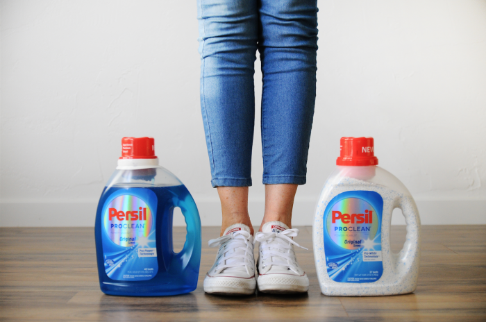 Persil Stain Tips!