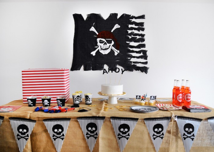 Pirate Party Ahoy!