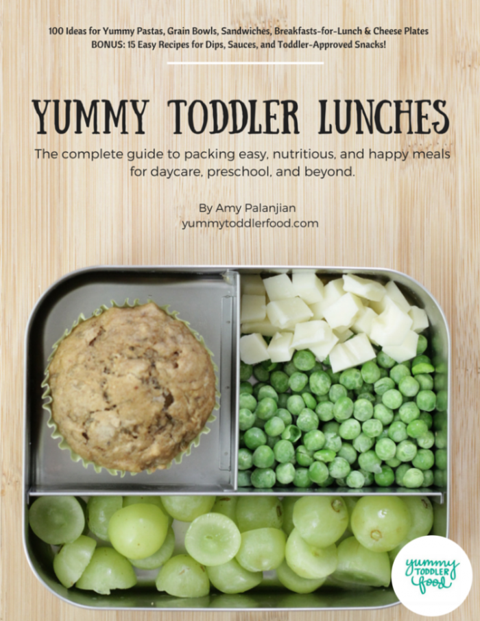 Yummy Toddler Lunch eBook