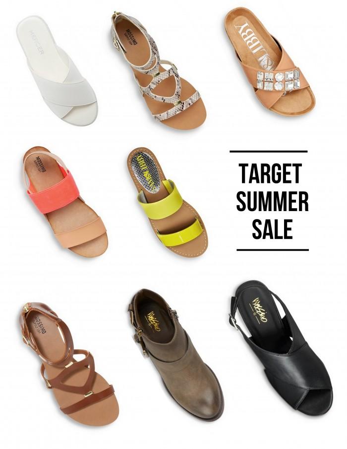 Target Summer Sale