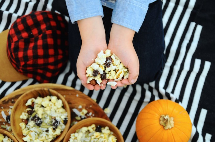 Fall Trail Mix recipe