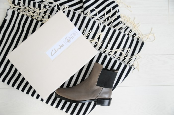 Clarks Boots Two Ways