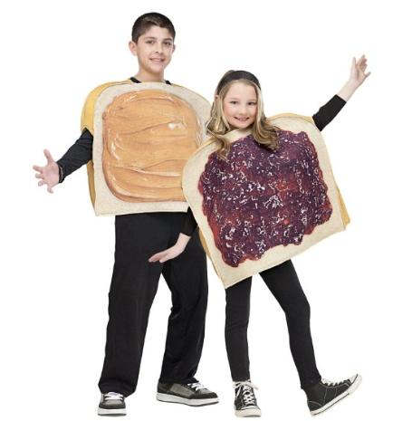 Store-bought Group Costumes