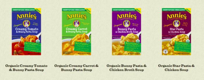 Annie's Soups