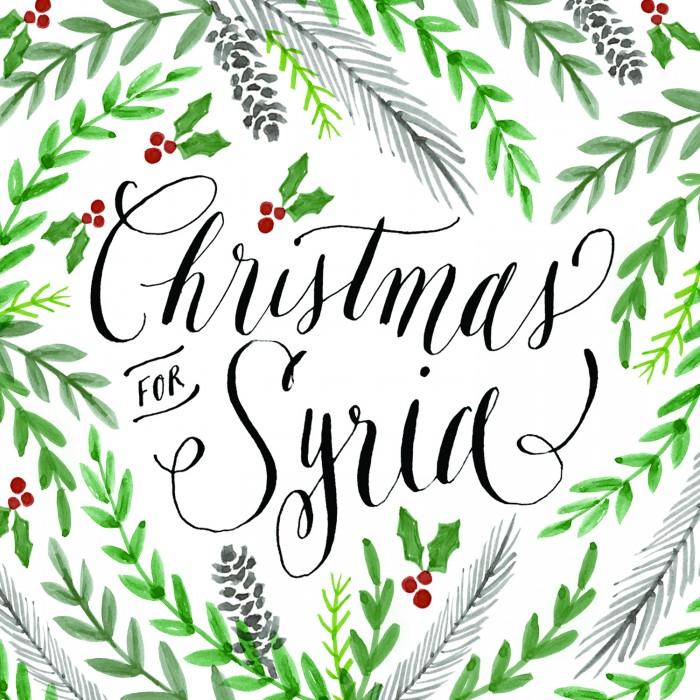 christmas for syria