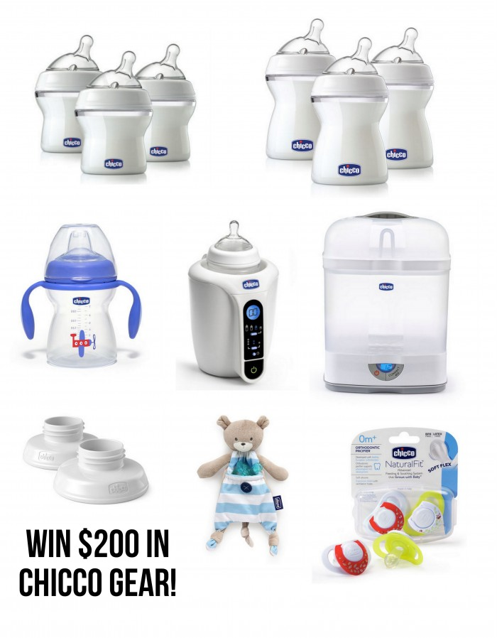 Chicco Giveaway