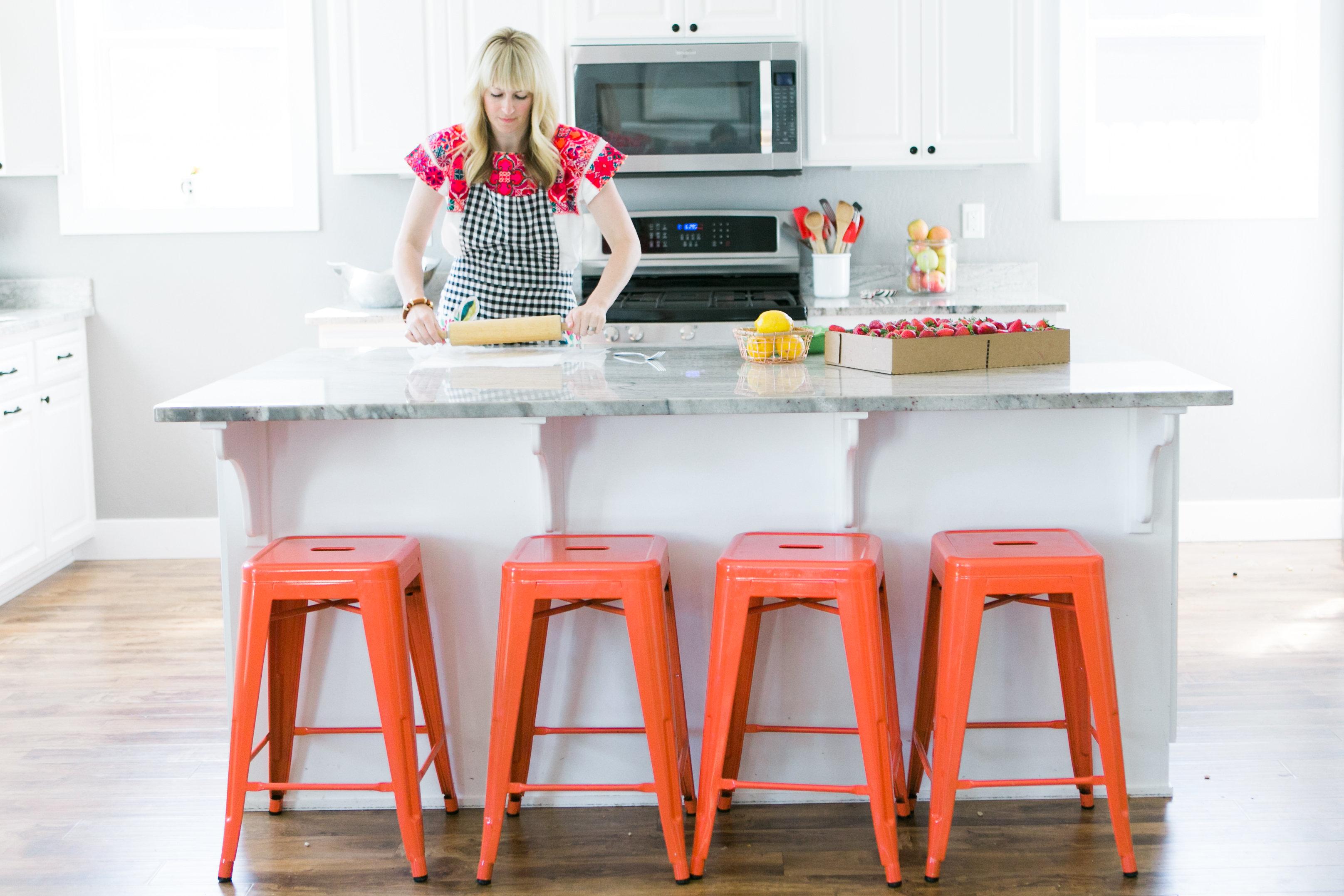 Anne Cropper | Strawberry Pie Recipe