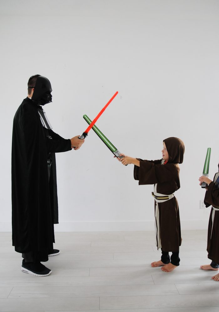 Jedi Training Party