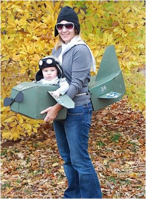 8 Baby Carrier Halloween Costumes Small Fry